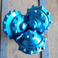 """Quality API 12 """" IADC 527 High Efficiency Tricone bit for drilling oil wells with cheaper price for sale"""