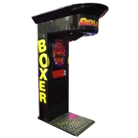 Quality Pubs Coin Operated Arcade Game Boxing Punch Machine for sale