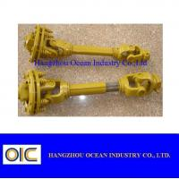 China Power Transmission PTO Drive Shafts For Rotary Tiller , power take off shaft on sale