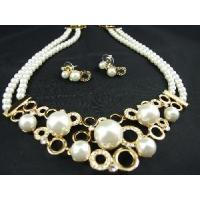 Quality Fashion Pearl Jewelry Set (JS-002) for sale