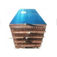 Quality Multipurpose Fin Type Heat Exchanger Durable Galvanized Steel Core Housing for sale