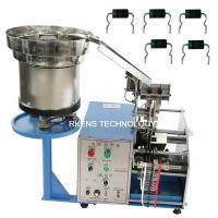 Quality Resistor Diode 50HZ Axial Lead Forming Tool With Automatic Feeder Bowl for sale