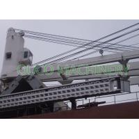 Quality Heavy Duty Boat Deck Crane Overload Protection For Cargo Bulks Unloading for sale