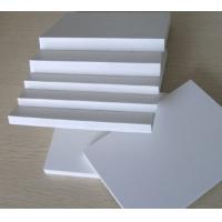Quality Thickness 5mm 10mm PVC Foam Board Sheet White Furniture White PVC Sheet for sale