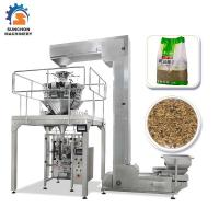 Quality Jelly / Rice Jeera Packing Machine / High Speed Pouch Packing Machine for sale