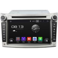Buy cheap Google Online Subaru Legacy Automotive DVD Player , In Dash Car DVD Player With from wholesalers