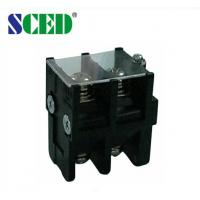 Quality 300V 101A Feed Through Terminal Block M6 Screw Power Terminal Connector 16.00mm for sale