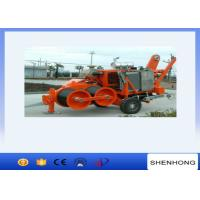 China 7 Grooves Hydraulic Puller Tensioner Overhead Line Stringing Equipment on sale