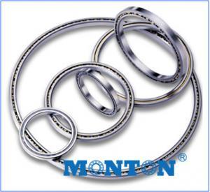 Quality KA035XP0 88.9*101.6*6.35mm Kaydon thin section angular contact ball bearing for sale