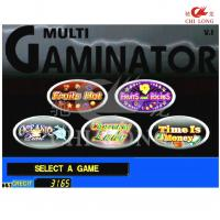 China 5 In 1 Gaminator Casino Pcb Board V1 For Video Slot And Casino Machines on sale