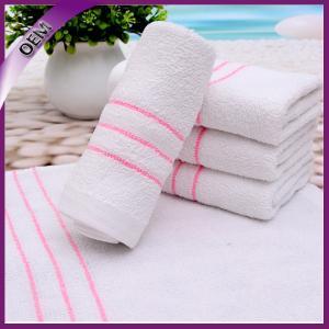Quality fashional design 100% cotton aviation towel airline towel, disposable towel for sale