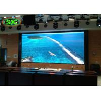 China HD Smd2121 P7.62 Led Video Display For Shopping mall , Advertising wall on sale