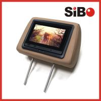 Quality SIBO Taxi Advertising Android Tablet With Body Sensor GPS for sale