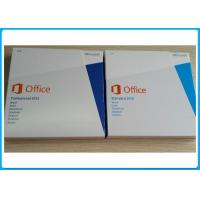 Quality 100% Genuine Microsoft Office 2013 Retail Box , English Office 2013 Standard Retail for sale