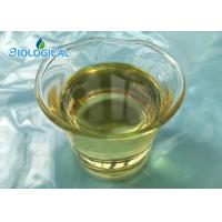Buy cheap Yellow Legal Injectable Steroids Oil Boldenone Cypionate 200 Mg/Ml In Mass Stock from wholesalers