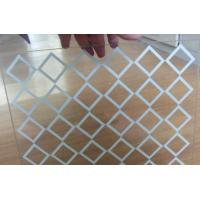 China WHITE, NON GLARE GLASS, CLEAR GLASS, 2MM,1830*2440, 1830*1220 mm, PICTURE FRAMES, PICTURE GLASS, NOTBOARD on sale