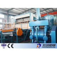 Quality Paper Pulp Fruit Box Making Machine , Egg Tray Forming Machine HRZ-6000 for sale