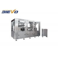 Quality 2000bph Automatic Aluminum Can DRAFT Beer Filling Machine for sale