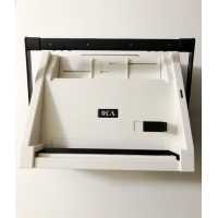 Quality Manual Desktop Office Velo Strips Binder Punching And Binding Machine for sale
