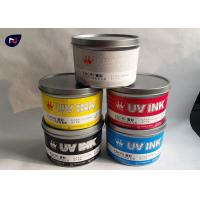 China most popular products and best price UV ink for offset printing on sale
