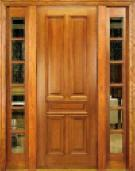 Buy PreHung Door with 2 Sidelites 168# at wholesale prices
