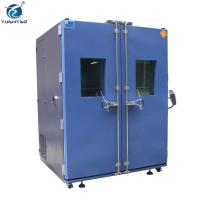 Quality Double Doors Programmable controller 1000 L climate simulation test constant temp. humi. test chamber for sale