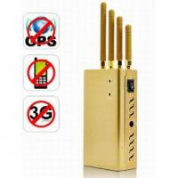 China High Power Signal Jammer for GPS + Cell Phone + 3G (JH_JAM_024) on sale