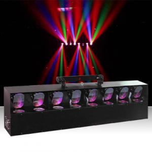 Quality LED 8-scan stage effect  light ,led disco dj lights ,bar ktv show lights for sale