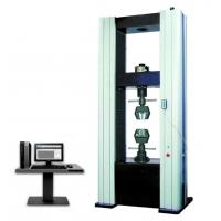 Quality 200KN Microcomputer Controlled Electronic Universal Testing Machine With 0.5 Precision Level for sale