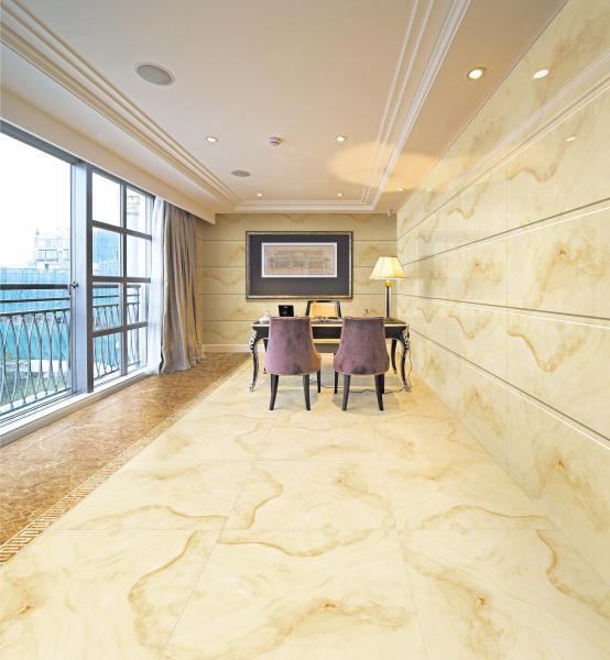 I Like The Floor Tile Color Style: Fashion Design Full Polished Glazed Porcelain Floor Tile