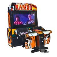 Quality Coin Operated Upright Video Game Machines , Gun Shooting Commercial Gaming Machines for sale