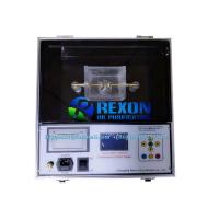 Quality Rexon Automatic Type Transformer Bdv Tester 100kv for sale