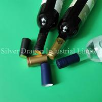 Best Custom PVC shrink capsules for cap sealing, made by Silver Dragon Industrial Limited, Top quality, Lowest price wholesale