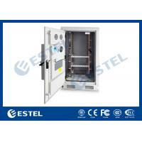 Quality 4G System /   Communication Outdoor Telecom Cabinet Anti Corrosion Powder Coating for sale