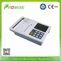 China PROMISE ECG machine/ electrocardiograph/ 3/6/12-channel ECG with12 lead ECG synchronous acquisstion Factory Direct on sale