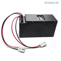 China 4KW LiFePO4 Deep Cycle Golf Cart Battery Fast Charge / Discharge With BMS on sale