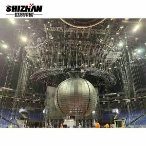 Quality Big Event Concert Performance Global Truss System Goal Post Lighting Truss for sale