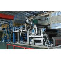 Quality Toilet Paper Machinery Crescent Former Tissue Paper Machine for sale