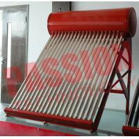 China High Temperature Evacuated Tube Solar Hot Water Systems For Hospital on sale