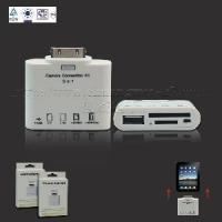 Quality 5 In1 Camera Connection Kit for iPad 1 and iPad 2 for sale