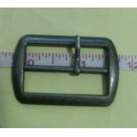 Quality Hand made hanging Gunmetal 3.5cm alloy Cloth Belt Buckle / accessory for sale