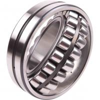 Buy cheap PLC58-6 Double Rows Spherical Roller Bearing Heavy Loading With Drawal Sleeve from wholesalers