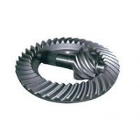 Buy cheap I.H.C Spiral Bevel Crown Wheel And Pinion Gear OEM Wear Resistance Ring Bevel from wholesalers