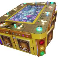 Quality Colorfule Fun Fishing Game Machine Amusement Arcade Fish Table Games for sale