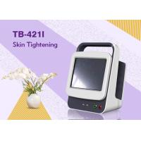 Quality Wrinkle Removal Home Use High Intensity Focused Ultrasound Machine For Face Lifting for sale