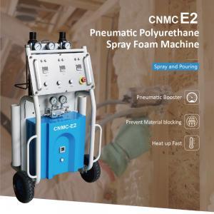 Quality Roof and wall spraying machine inject foam pump polyurethane insulation pu spray foam machine for sale