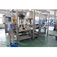 Quality Monoblock Drinking Water Bottle Filling Machine With Suspension Type Air Conveyor for sale