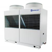 Quality Heating / Cooling 66kW Air Cooled Modular Chiller Electric Air Source Heat Pump for sale