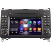 Quality Mercedes A Class W169 Car Stereo Sat Nav With Worldwide Language Touch Screen for sale