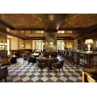 China Hotel Projects Commercial Restaurant Furniture Lobby Bar Furniture on sale